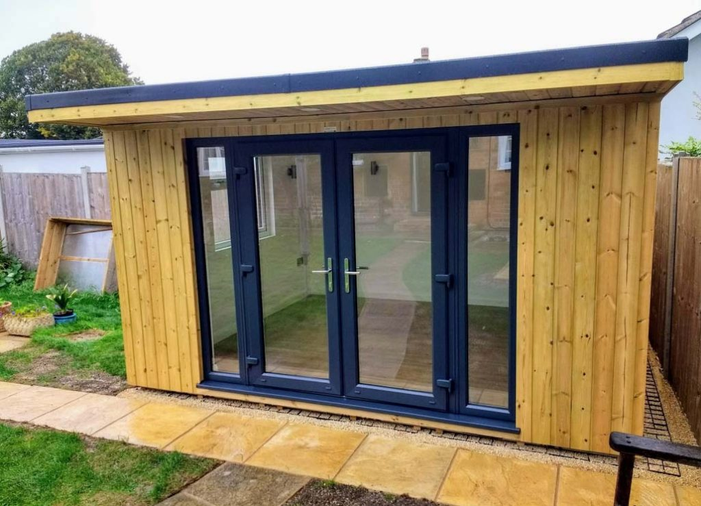 Garden Office Pod Ayrshire