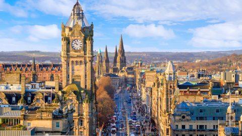 local Edinburgh companies