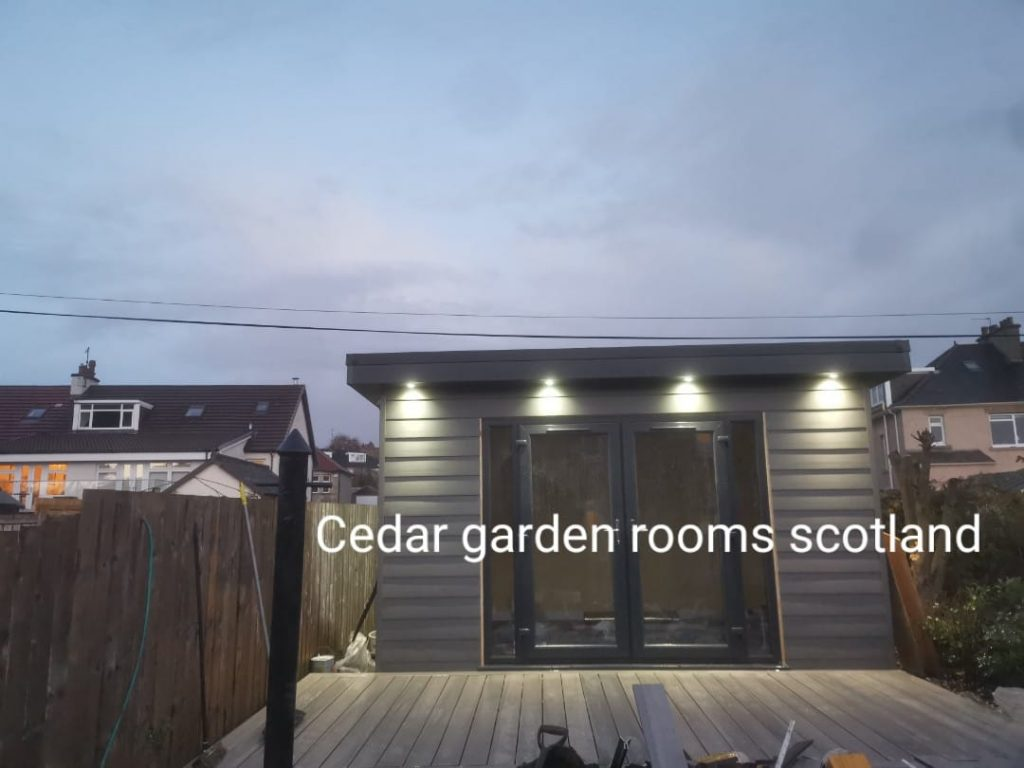 Cedar Garden Rooms Scotland