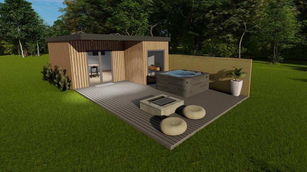 garden room planning permissions Scotland