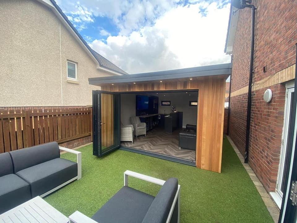 garden rooms Glasgow, Lanarkshire